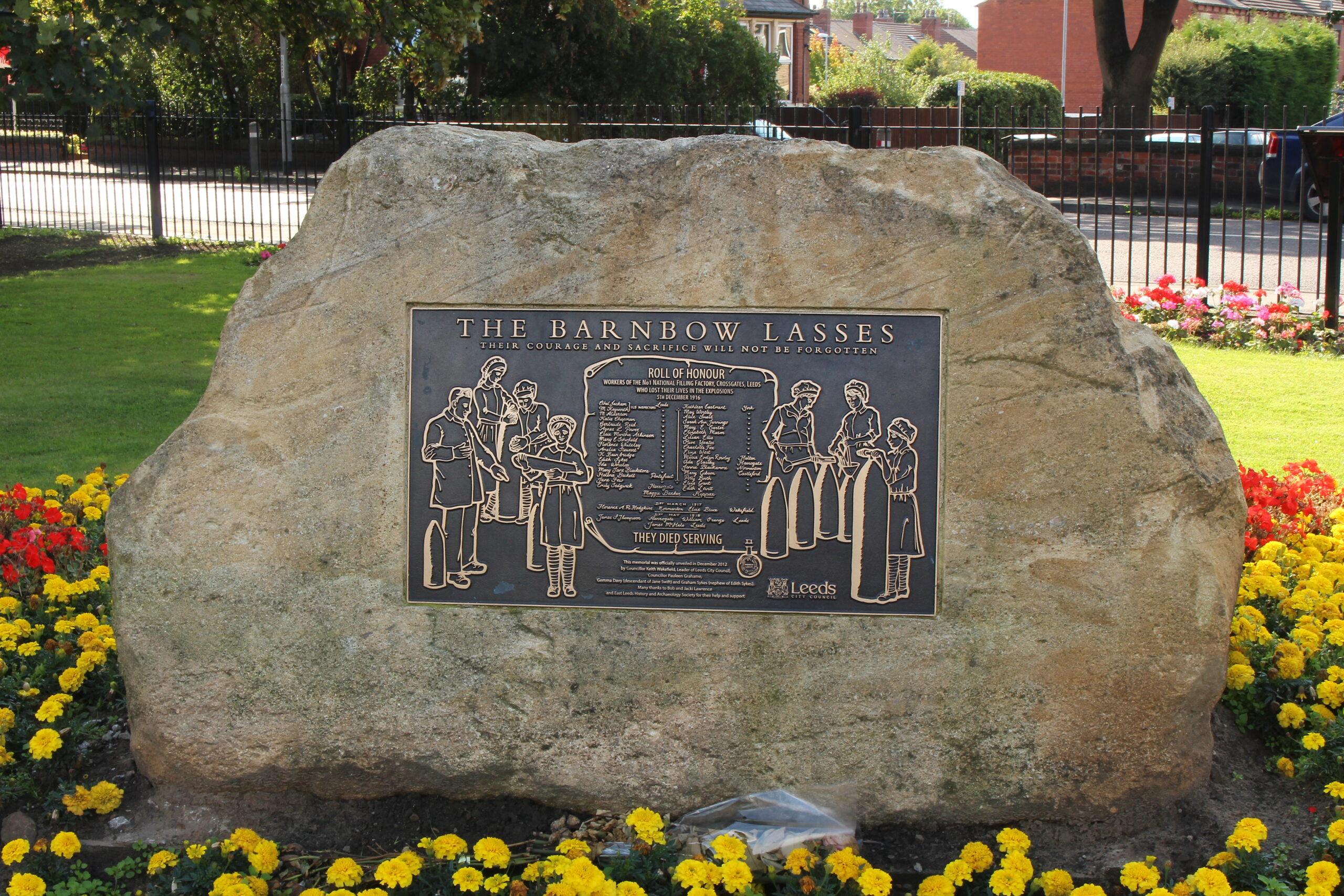 Barnbow War Memorial