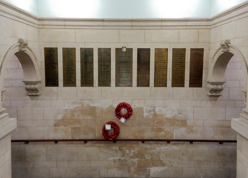 Leeds Beckett University War Memorial